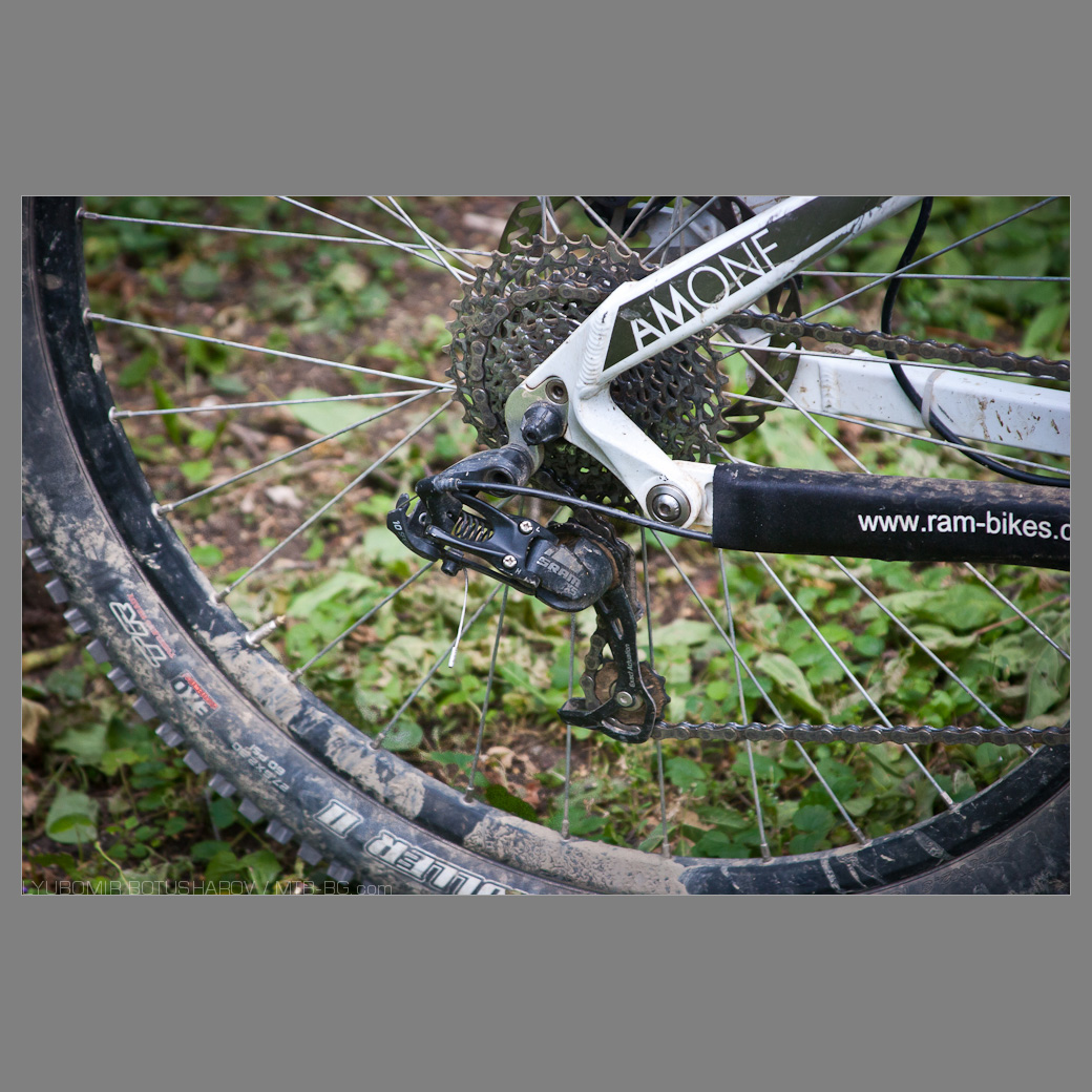 Вие разглеждате снимки от статията: RAM AM.ONE - един велосипед, две лица