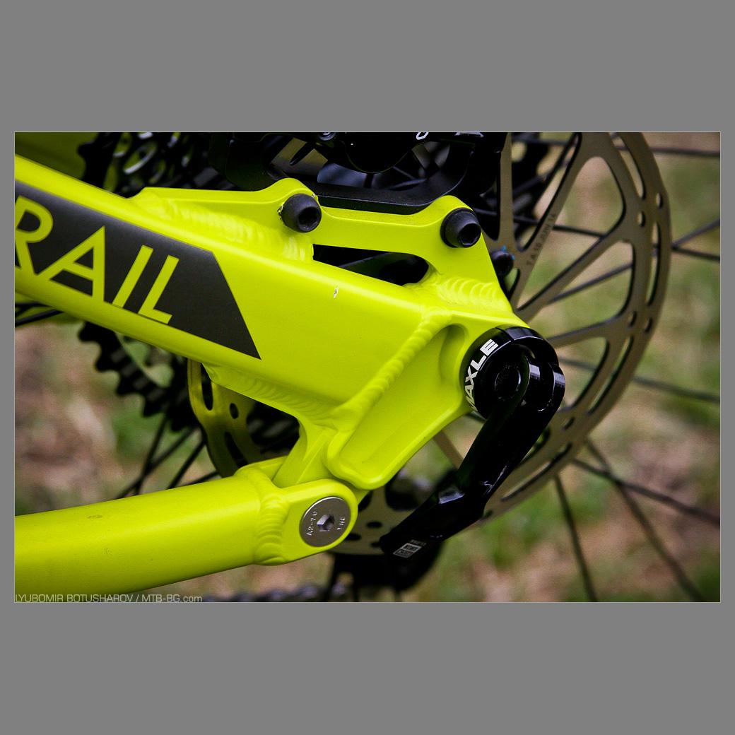 Вие разглеждате снимки от статията: Ram Trail.1