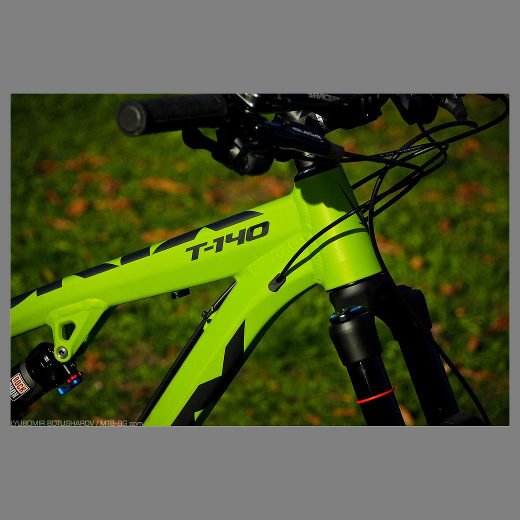 Вие разглеждате снимки от статията: Oryx T-140