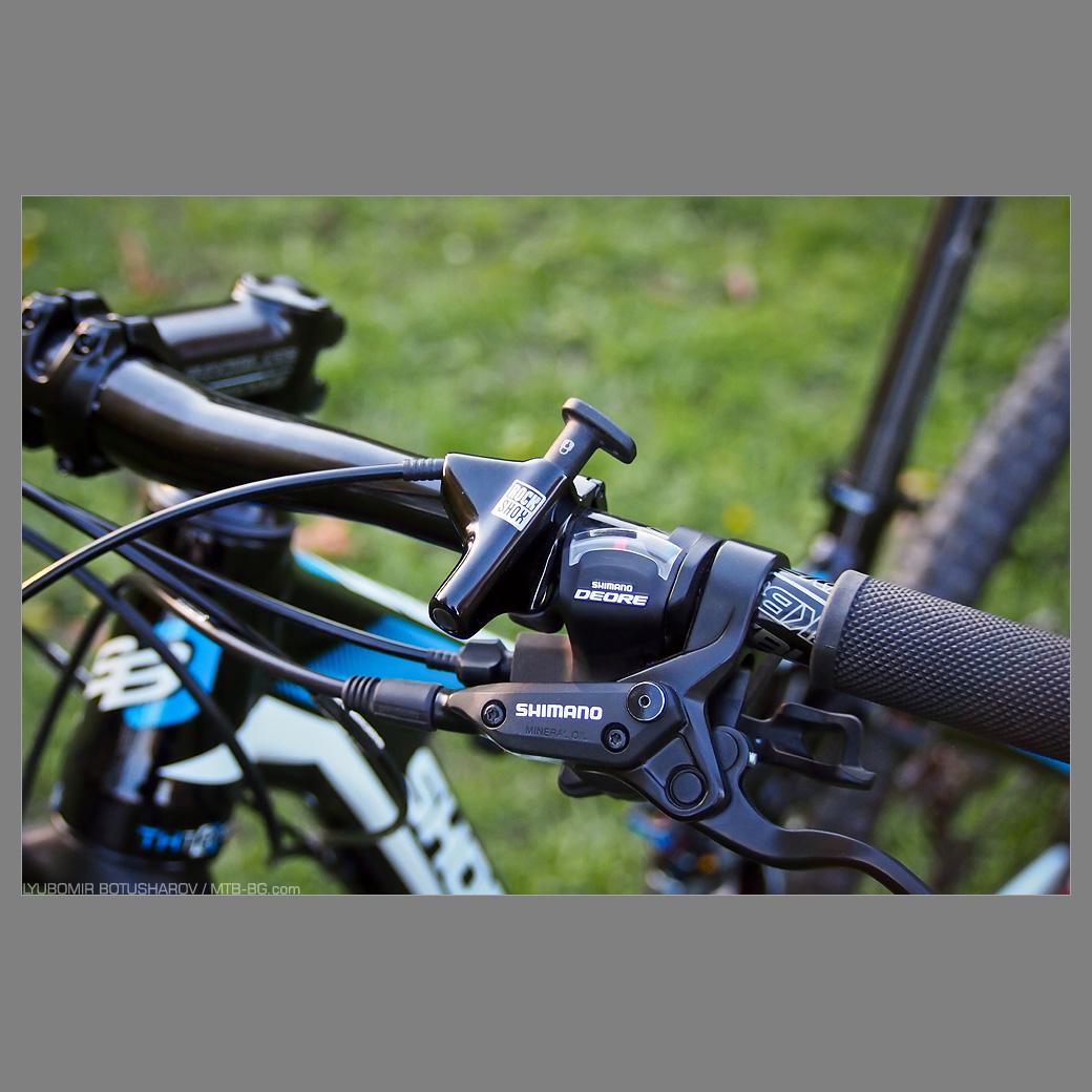 Вие разглеждате снимки от статията: Shockblaze Trace Race