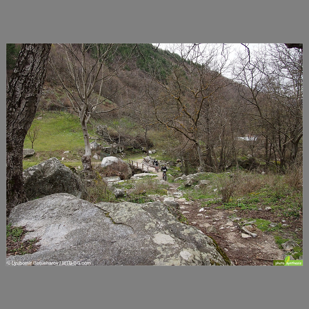 Вие разглеждате снимки от статията: Крупник - малката обиколка