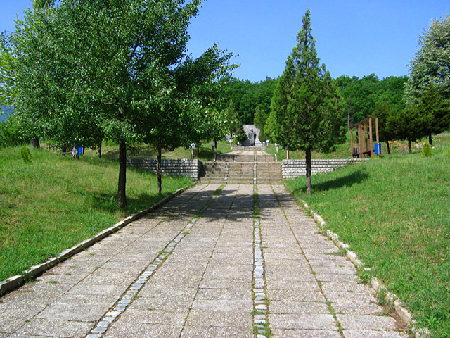 Вие разглеждате снимки от статията: Самуиловата крепост