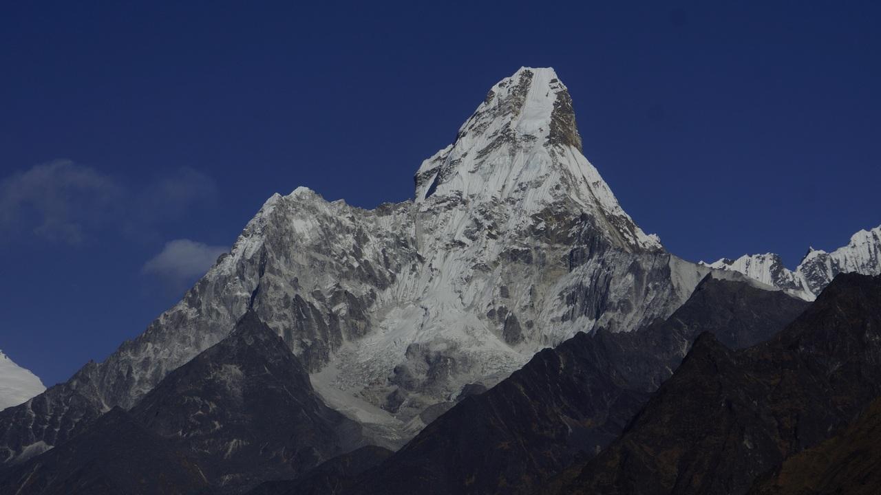 Вие разглеждате снимки от статията: Докосване до Хималаите: Двадесет дни от моя живот