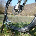За риба с колело